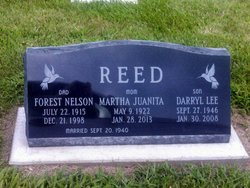 Forest Nelson Reed