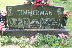 Robert G Timmerman