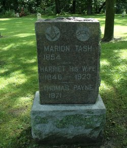 Harriet Geneva <i>Bolser</i> Tash