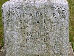 Anna <i>Reiter</i> Bacigalupi