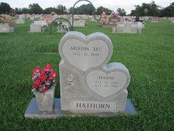 Arletha Lee <i>Becerra</i> Hathorn
