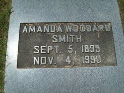 Amanda <i>Woodard</i> Smith