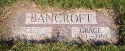 Grace <i>Burris</i> Bancroft