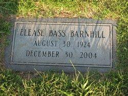 Flora Elease <i>Bass</i> Barnhill