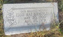 Eddie Mae <i>Hill</i> Birmingham