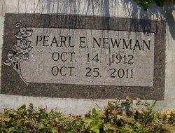 Pearl E Newman