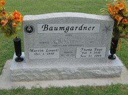 Ynona Faye <i>Hoffmann</i> Baumgardner