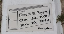 Howard Wilbur Bryant