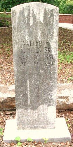 Walter Norwood Echols