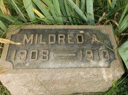 Mildred A Gorman