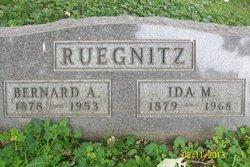 Bernard A Ruegnitz