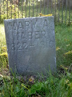 Mary Ann <i>Hill</i> Taber