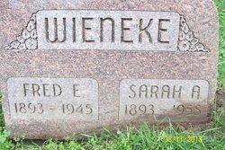 Fred E Wieneke
