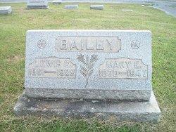 Mary E Bailey