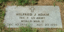 Wilfred J. Adam
