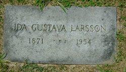 Ida Gustava Larsson