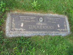 Elvin Bud Zimmerman