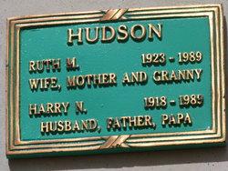 Ruth Myrtle <i>Moore</i> Hudson
