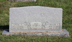 Louie Tidings Allen