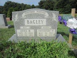 Anna M. <i>Urban</i> Bagley