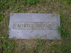 Myrtle Emery <i>Brown</i> Deane
