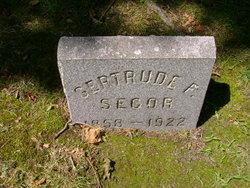 Gertrude <i>Field</i> Secor