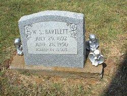 W S Bartlett