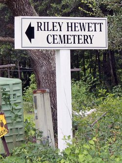 Riley-Hewett Cemetery