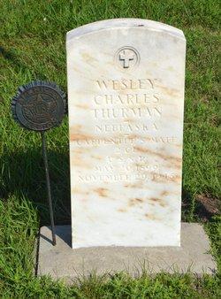 Wesley C. Thurman