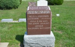 Nels August Anderson