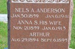 Anna Sarah <i>Johnson</i> Anderson
