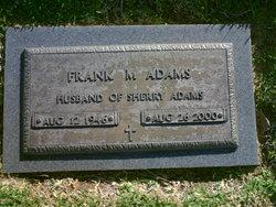 Frank M Adams