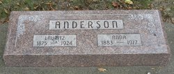Anna K. <i>Peterson</i> Anderson