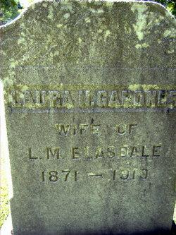 Laura Ninetta <i>Gardner</i> Blasdale
