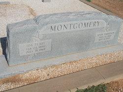 Ida Pearl <i>Clark</i> Montgomery