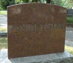 Jennie <i>Soren</i> Anderson
