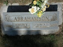 Alma W Abrahamson