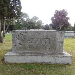 Annie Ross <i>Baker</i> Adams