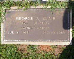 George Allen Blair