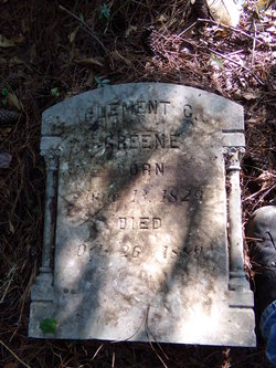 Clement Clay Green
