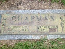 Ora Gertrude <i>Creed</i> Chapman