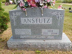 Ida <i>Arrowood</i> Anstutz