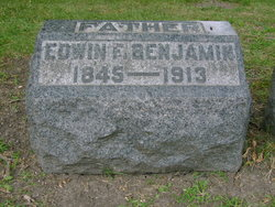 Edwin F Benjamin