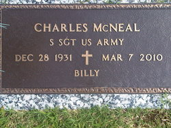 Charles Billy McNeal