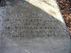 Lucy Jane <i>Mattox</i> Allen