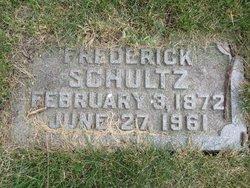 Frederick Schultz