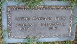 Linzie <i>Conrad</i> Lyon