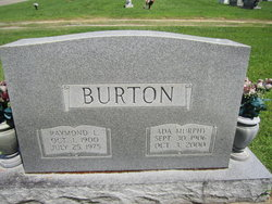 Ada <i>Murphy</i> Burton