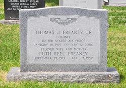 Ruth <i>Reel</i> Freaney