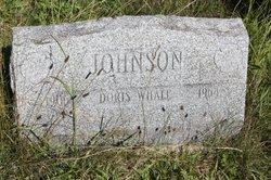 Doris <i>Whale</i> Johnson